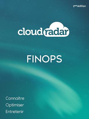 Cloudradar le guide complet du Finops finance cloud tutoriel livre blanc