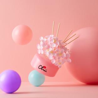 花仙子情境攝影