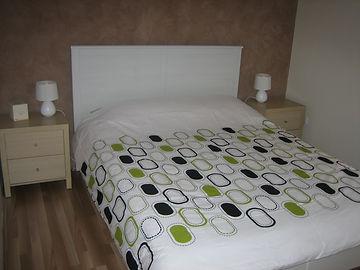 Grande main bedroom