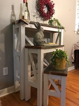 Nesting Shelves - Starting At