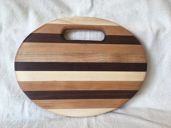 Chopper Board - Wood Variety
