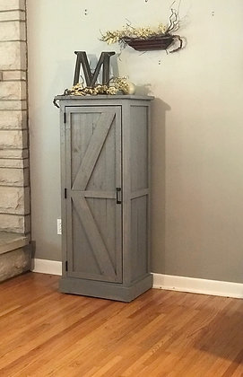 Rustic Storage Cabinet - Starting At