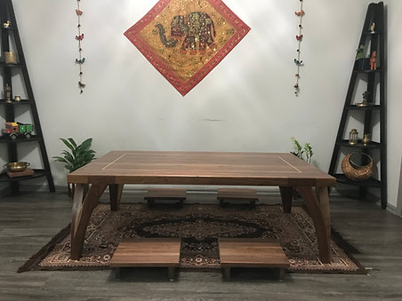 Asian Style Table - Starting At
