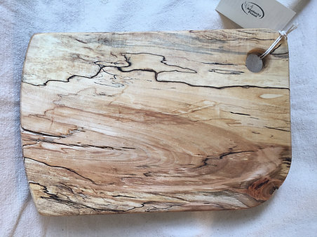 Simple Spalted Maple