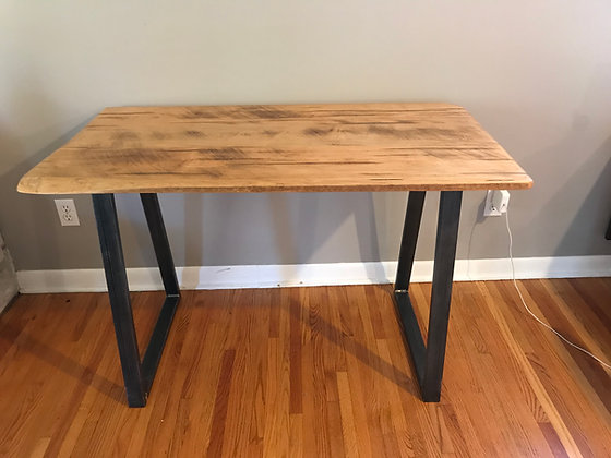 Live Edge Writing Desk - Starting At