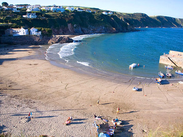 Mevagissey Beaches