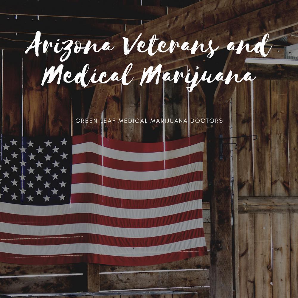 Can Veterans use Marijauan