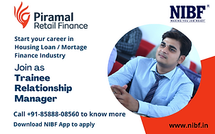 Piramal Retail Finance