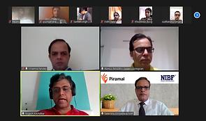 Welcome Address for Piramal NIBF Batch 1 & 2