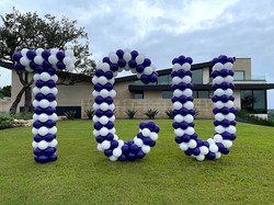 College Acceptance Balloons