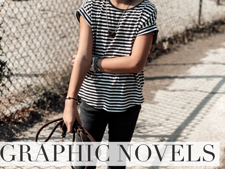 Graphic Novels for Badass Tween Girls