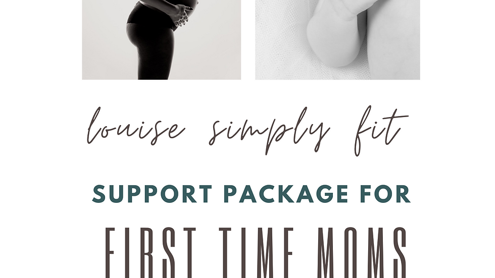 Support Package For First Time Moms