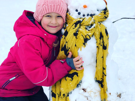 Best Winter Gear for Kids!