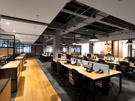 Nuevo concepto Oficinas Cimento