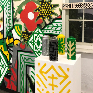 BETON TAIGA exhibition 2019 / Berlin, Germany