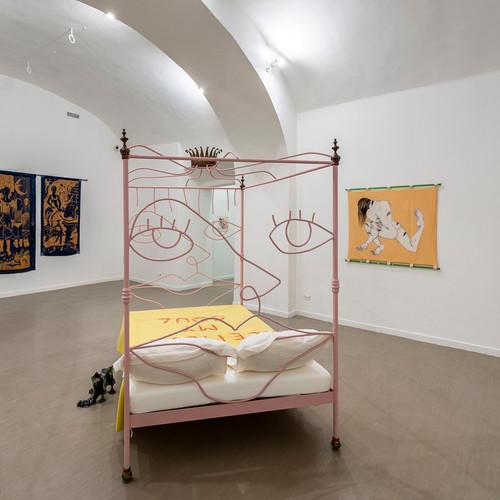 Art Bed, Sleep and Fairy Tales