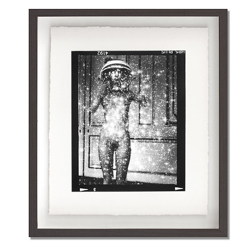 Odyssey 01 - Photo Etching Print