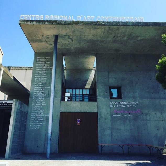MADEMOISELLE - Centre Regional D'Art Contemporain Occitanie