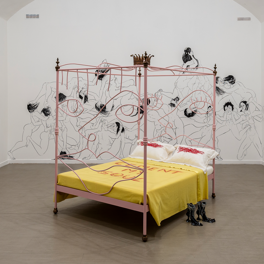 Art Bed, Sleep and Fairy Tales