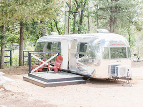 Peek Into Our Renovated Airstreams #1 & #2!