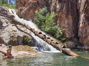Splish Splash at Water Wheel Falls
