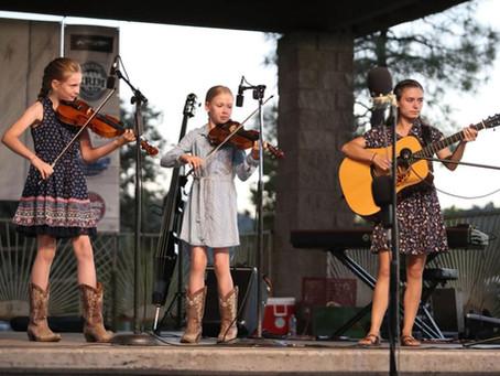 Rim Country's Fiddle & Acoustic Celebration!
