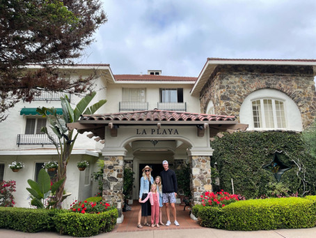 A quick getaway to Carmel-by-the-Sea!