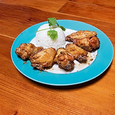 Louisiana Chicken Wings