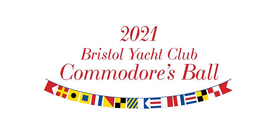 2021 Commodore's Ball