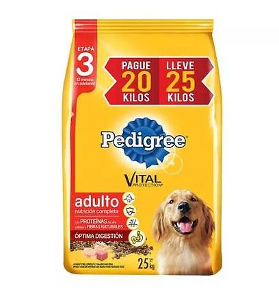 PEDIGREE VITAL PROTECT ADULTO E3 25 KG