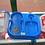 Thumbnail: Dispensador Comida Y Agua Perro Doble ¡ Portátil !