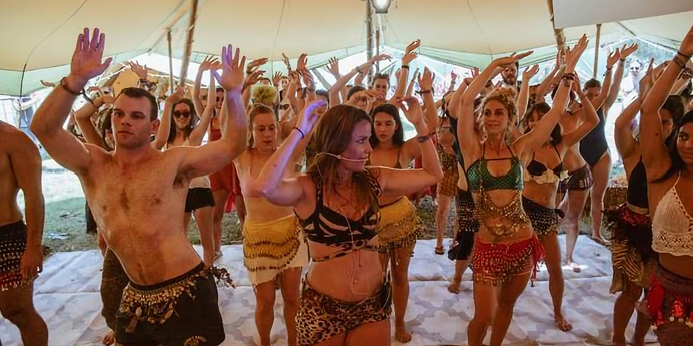 Learn to Bellydance