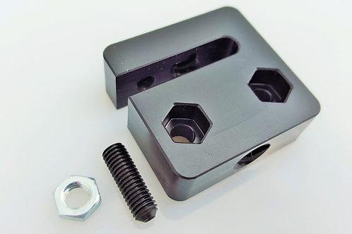 Anti-Backlash Nut Block for 8mm Metric Acme Lead S