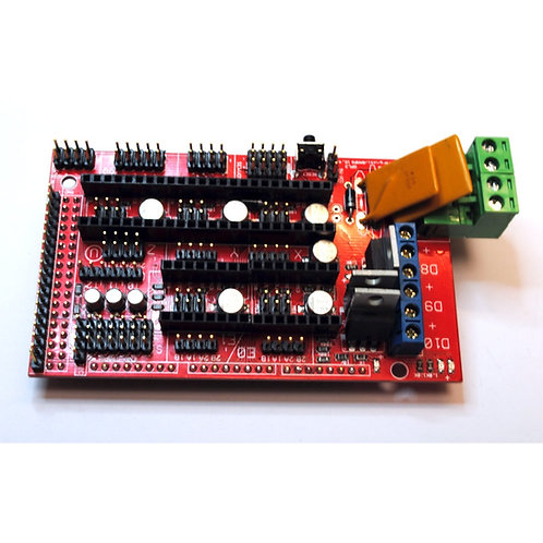 RAMPS 1.4 - Arduino Mega Pololu Shield