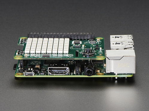 Raspberry Pi Sense HAT - For Pi 3 / 2 / B+ / A+