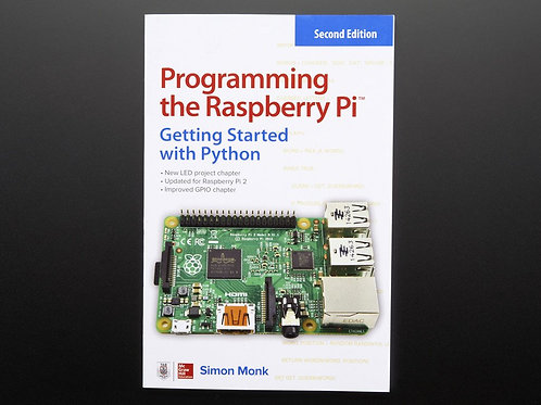 Programming the Raspberry Pi (Book)