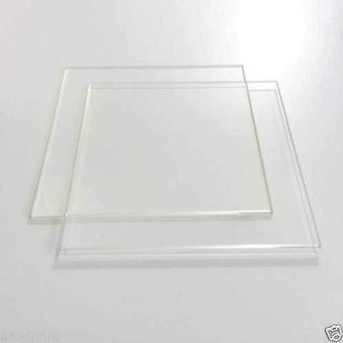 Borcilicate Glass - 300mm x 300mm x 3mm