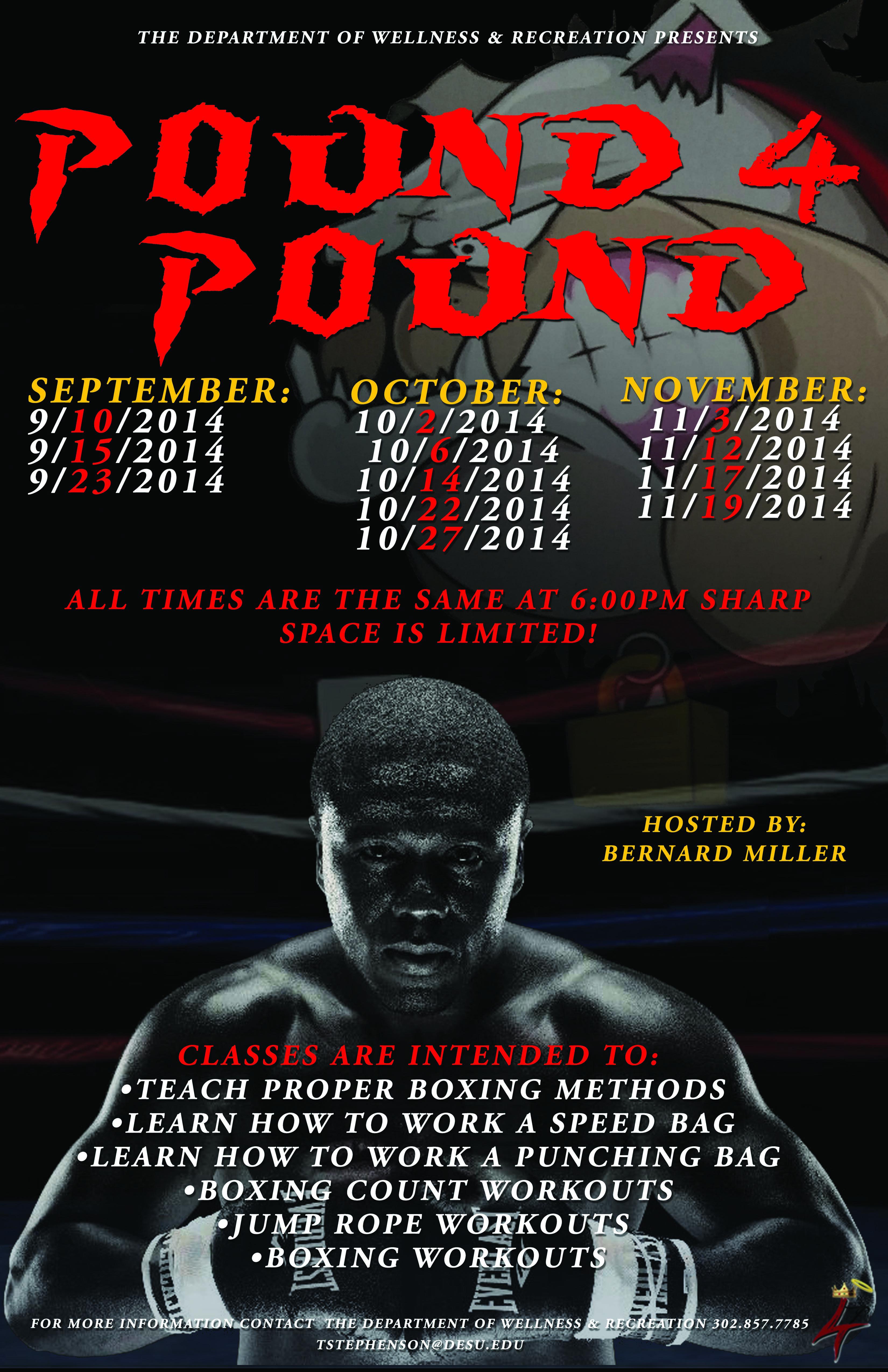 pound4pound