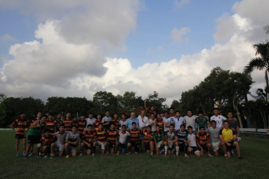Breakthrough Annual Rugby Match