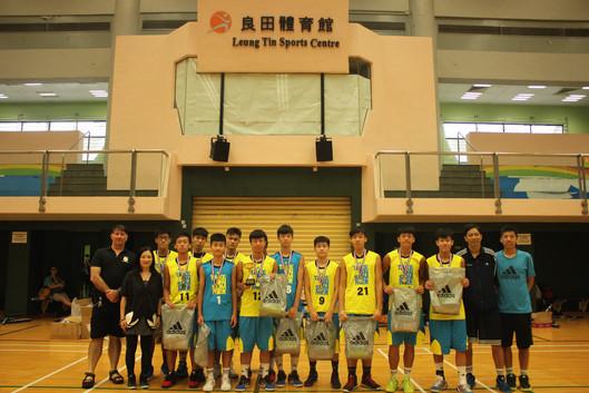 Breakthrough Basketball Event