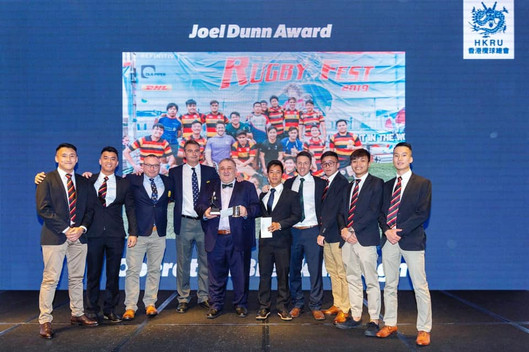 Operation Breakthrough received The Joel Dunn Award