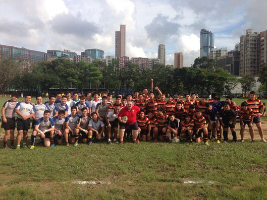 Breakthrough Rugby Celebrates 10th Anniversary