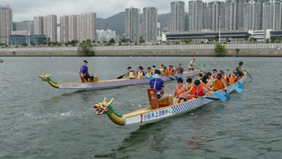 Annual Dragon Boat season kick started!!