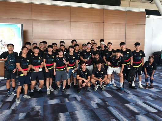 Breakthrough Rugby Tour 2019