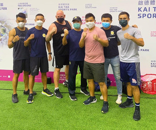 Breakthrough coaches bring boxing to community