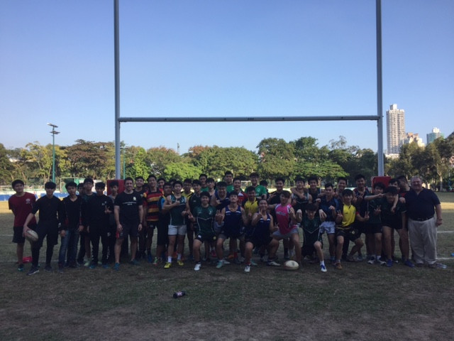 Breakthrough Rugby Annual christmas party