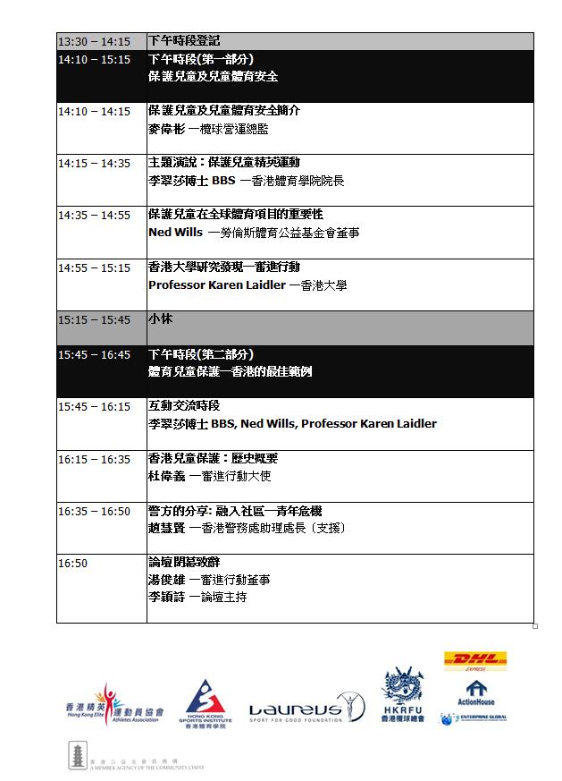 Cantonese Forum Rundown 2
