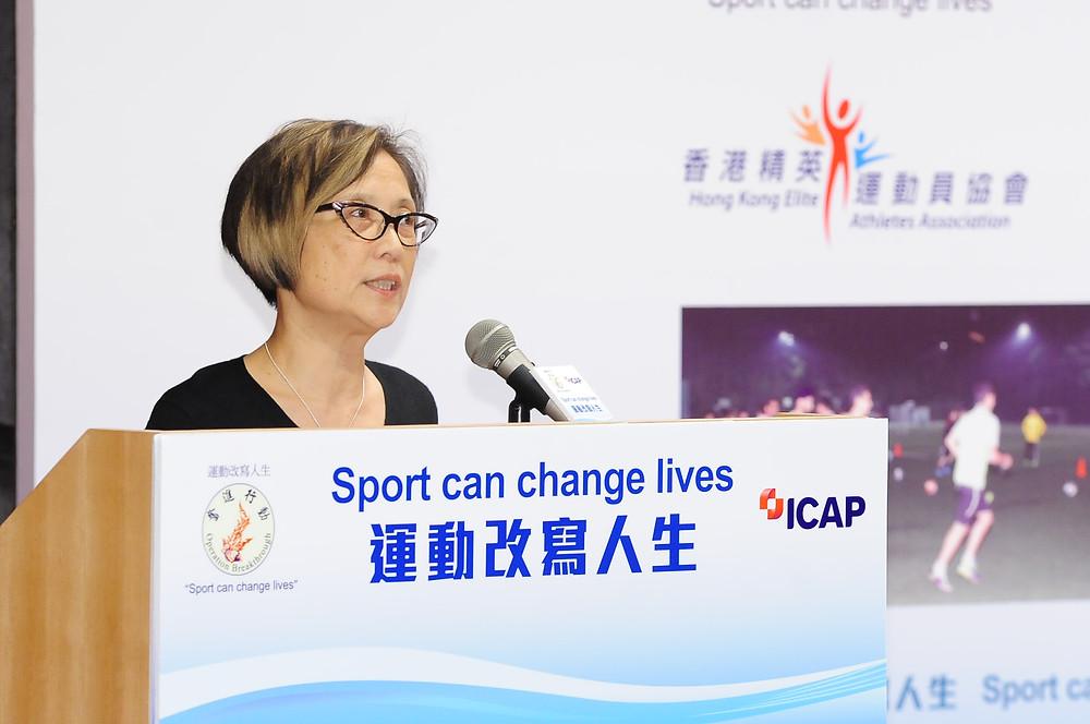 Professor Karen Laidler summarizes the University of Hong Kong research study on Operation Breakthrough