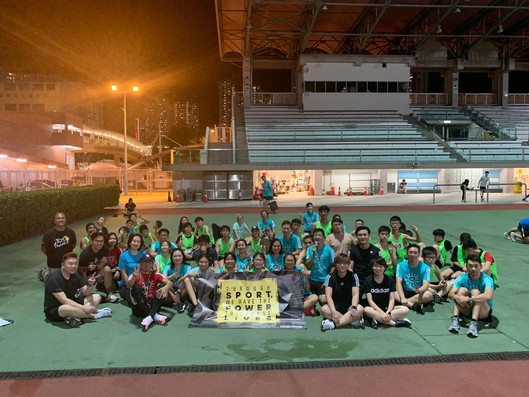 10th Anniversary for Operation Breakthrough Running Team