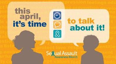 April is national Sexual Assault Awareness Month. Photo credit: Alachua County